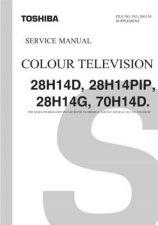 Buy TOSHIBA 2835DB Service Schematics Service Information by download #113930