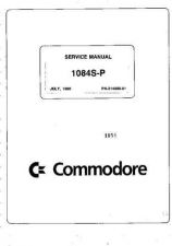 Buy COMMODORE 1084S-D SERVICE I by download #105511