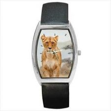 Buy Lioness Female Lion Unisex Photo Wrist Watch