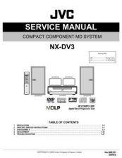 Buy JVC NX-DV3 by download Mauritron #272082