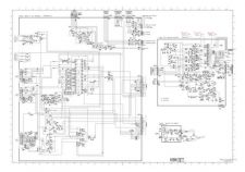 Buy TOSHIBA 32ZD08B Service Schematics Service Information by download #114045