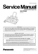 Buy Panasonic KXFLB811Cs Service Manual by download Mauritron #267280