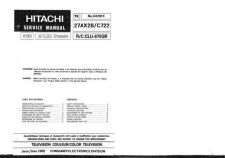 Buy Hitachi YK-0428FE Service Manual by download Mauritron #265767