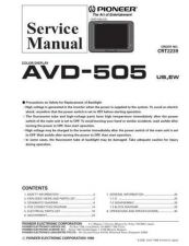 Buy Pioneer C2239 Manual by download Mauritron #227159