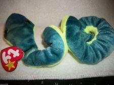 Buy TY Beanie Babies Hissy the snake Bean Stuffed Plush Animal/stocking stuffer