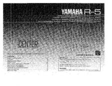 Buy Yamaha REV1E Operating Guide by download Mauritron #249595