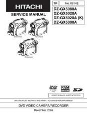 Buy Hitachi TK-0614E Service Manual by download Mauritron #264209