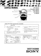 Buy Sony TC-WE425-525-681 Service Manual. by download Mauritron #245513