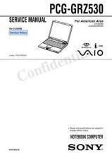 Buy Sony PCG-GR150GR150KGR170GR170K Service Manual. by download Mauritron #243308