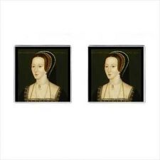 Buy Queen Anne Boleyn Henry The 8th Wife Royalty Cufflinks