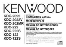 Buy Kenwood KDC-222S Operating Guide by download Mauritron #221525