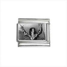 Buy Joan Of Arc Vintage Art 9mm Italian Charm