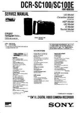 Buy Sony DCR-TRV33-TRV33E-2 Service Manual by download Mauritron #239808