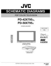 Buy JVC PD-42X795-S Service Manual. On by download Mauritron #272130