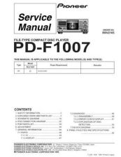 Buy Pioneer PDA-5002 (2) Service Manual by download Mauritron #234670