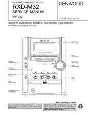 Buy KENWOOD RXD-M32 by download #101590