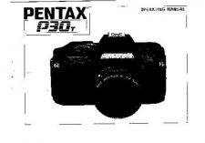 Buy PENTAX P30T CAMERA INSTRUCTIONS by download #119141