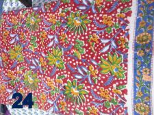 Buy 10Yd Indian Hand Made pure cotton fabric hand block print fabric sanganeri print