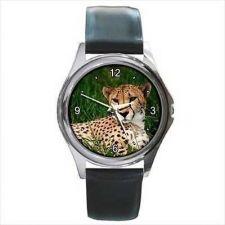 Buy Cheetah Wildcat Round Unisex Wrist Watch