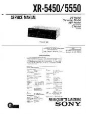 Buy Sony XR-4950X Service Manual. by download Mauritron #246115