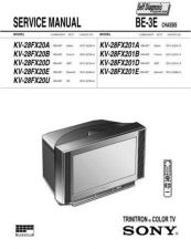Buy SONY BE-3D-3 Service Schematics Service Information by download #113549