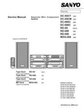 Buy Fisher Service Manual For DC-X8CT by download Mauritron #217060