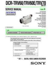 Buy Sony DCR-TRV940TRV940ETRV950TRV950E by download Mauritron #235543