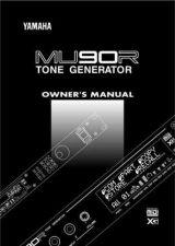 Buy Yamaha MU90RE1 Operating Guide by download Mauritron #248874