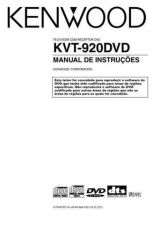 Buy Kenwood KVT-920DVD by download Mauritron #222919