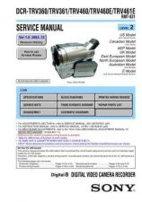 Buy Sony DC-V515A-2 Service Manual by download Mauritron #239956