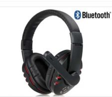 Buy V8 Stereo Bluetooth Gaming Headset W/ Mic (Black)