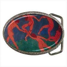 Buy Matisse La Danse Dance Art Unisex Belt Buckle