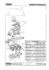 Buy Hornby No.216C Class A1X Terrier Service Sheets by download Mauritron #206924