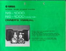 Buy Yamaha NS-1000 Operating Guide by download Mauritron #248940