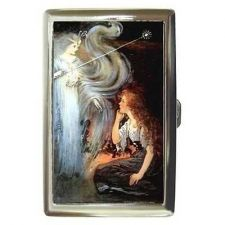 Buy Fairy Godmother Cinderella Art Cigarette Money Card Case