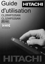 Buy Hitachi CL32WF535AN FR Manual by download Mauritron #224418