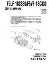 Buy Sony FH-11W Service Manual by download Mauritron #240724