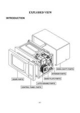Buy MS-1944W Exploded view Service Information by download #113245