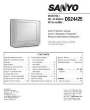 Buy Fisher DS24425 0173A- Service Manual by download Mauritron #215473
