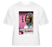 Buy Bionic Woman Lindsay Wagner Poster S To XL Shirt