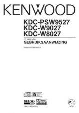 Buy Kenwood KDC-W9027 Operating Guide by download Mauritron #222352