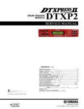 Buy JVC DTXP2-J Service Manual by download Mauritron #250601