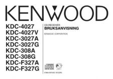 Buy Kenwood KDC-F331A Operating Guide by download Mauritron #221943
