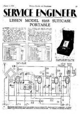 Buy LISSEN 8168 SERVICE IN by download #106217