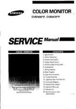 Buy SAMSUNG CVM4967PL MON WSM A3 by download #106707