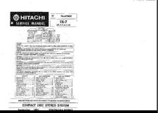 Buy Hitachi TY-679EGF Service Manual by download Mauritron #264585