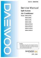 Buy Daewoo DSBG075001 Manual by download Mauritron #225896