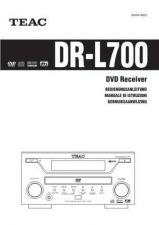 Buy Teac DR-L700(GIN) Service Manual by download Mauritron #223662