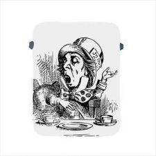 Buy Mad Hatter Ipad 2 3 4 Protective Soft Sleeve Case