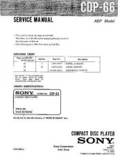 Buy Sony CDP-790 Technical Information by download Mauritron #235422